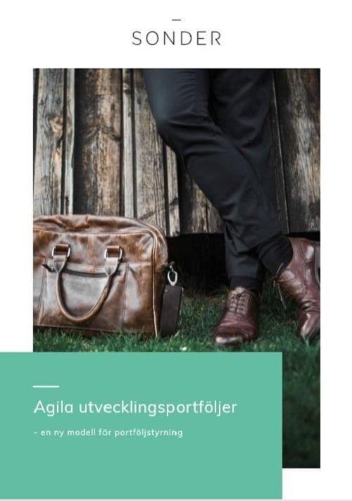 Guiden Agila utvecklingsporföljer