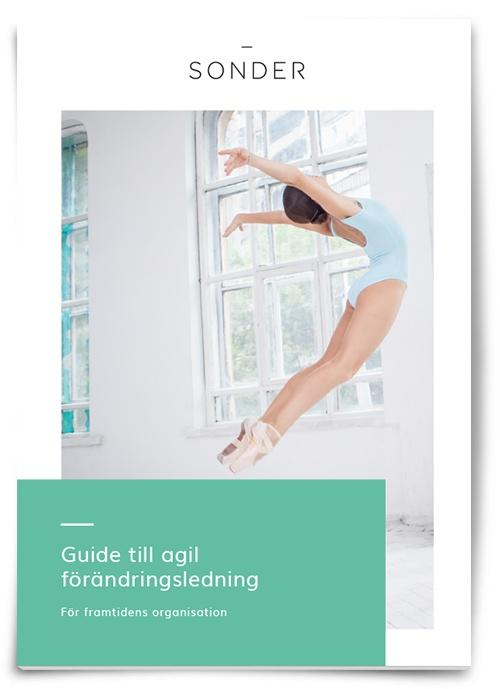 Guide till agil förändringledning